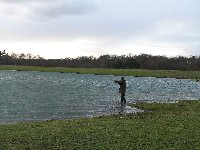Hamer trout fishery