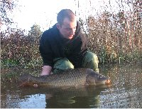 Brett Hirst with a 24+ common