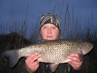 Rich Middleton with a magnificent seven plus chub
