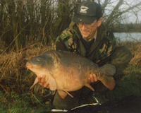 Dick King with a 27