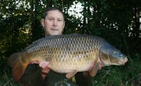 Andy with a 33+common