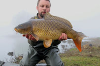 Julian with a stunning common