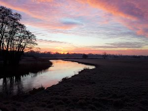 Ellingham sunrise